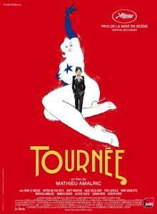 #1 Critique croisée : Tournée de Mathieu Amalric