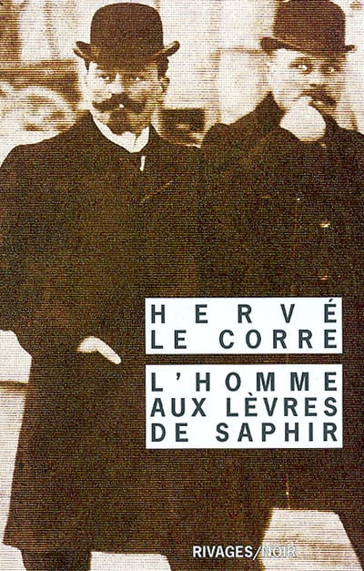 #2 Carré Mauve sur fond noir – Entretien avec Hervé Le Corre