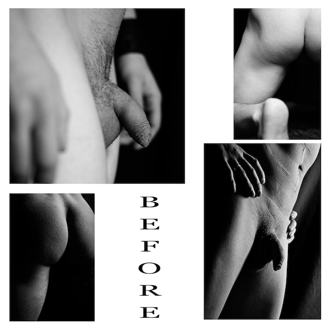 #7 Entretien – Heads or tails / Pile ou face : photographies de sexes et de fesses d'hommes
