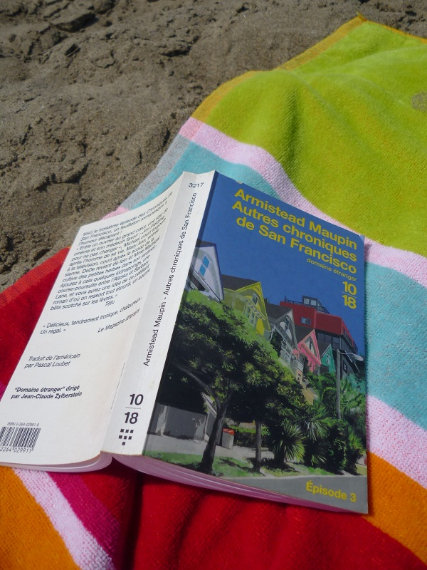 #Etés 2011 – L'été on lit… des sagas – Episode 1: Les Chroniques de San Francisco d'Armistead Maupin