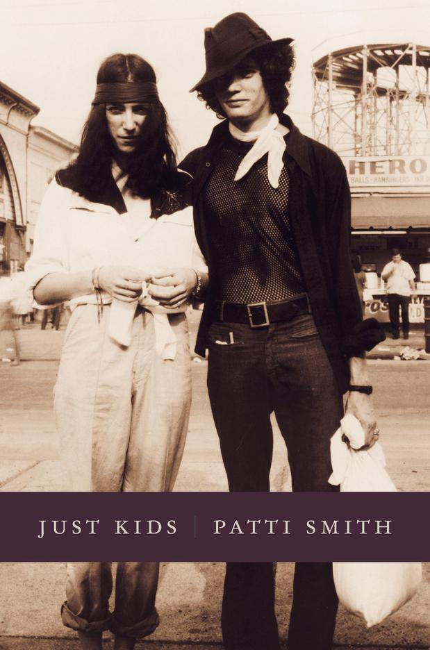 #Etés 2011 – Just Kids de Patti Smith