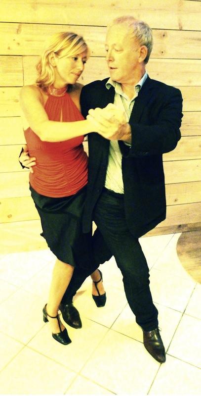 #9-Asi se Goza #2. Un Abrazo de Sangre : El Tango argentino
