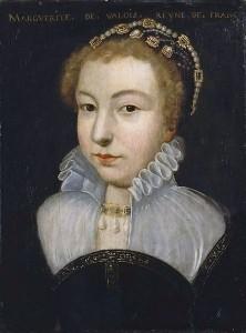 Marguerite de Valois, vers 1571