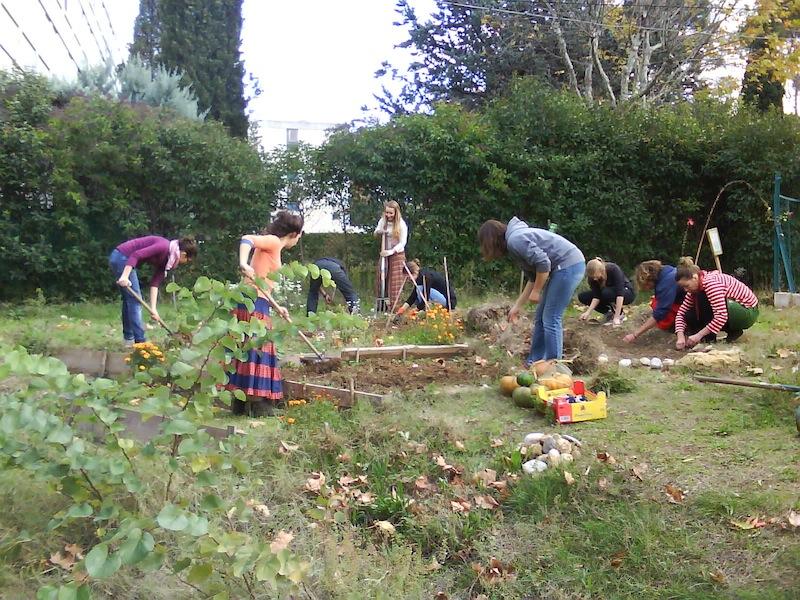 #14-Jardingue : de la nature citoyenne sur le campus
