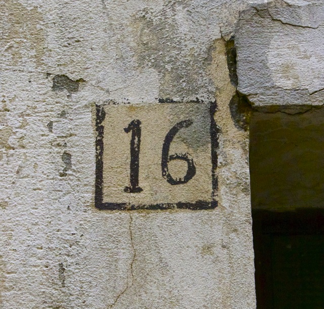 La Table #16