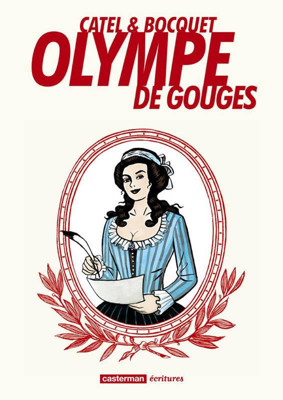 #16 Olympe de Gouges – Catel et Bocquet