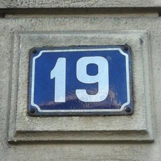 La Table #19