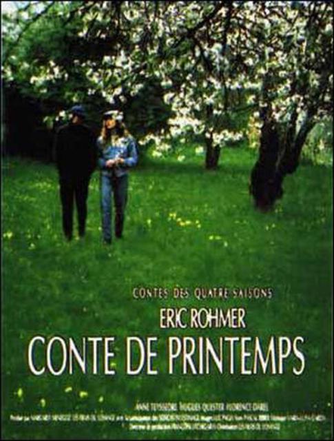 #23 L'impuissance du langage : les Contes des quatre saisons d'Eric Rohmer
