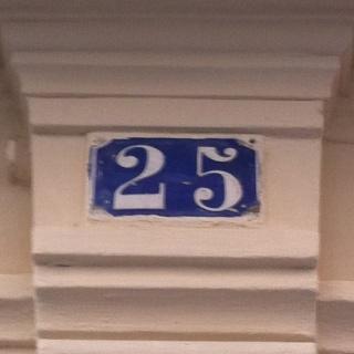 La Table #25