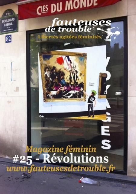 La Question #25 : Révolutions !