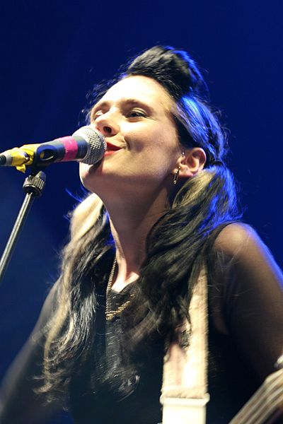 Kate Nash ou le Sphinx-colibri